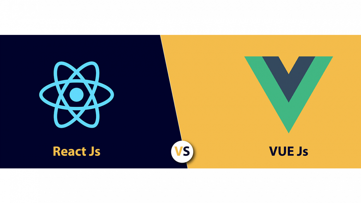 ReactJS vs VueJS – Comparative Study