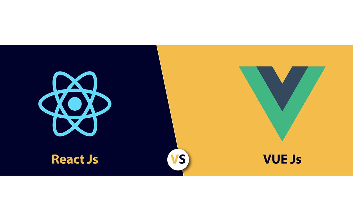 ReactJS vs VueJS – Comparative Study