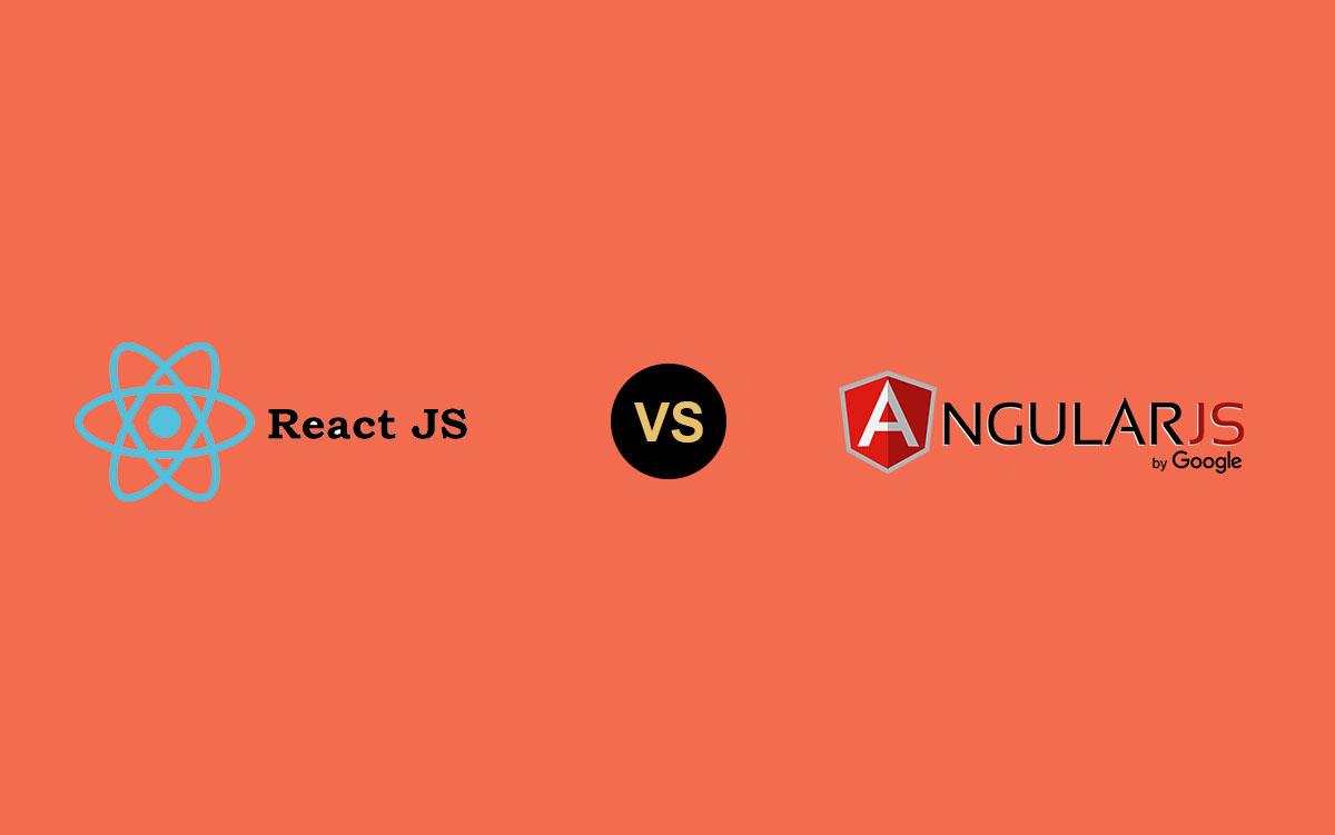 ReactJS vs Angular – Comparative Study
