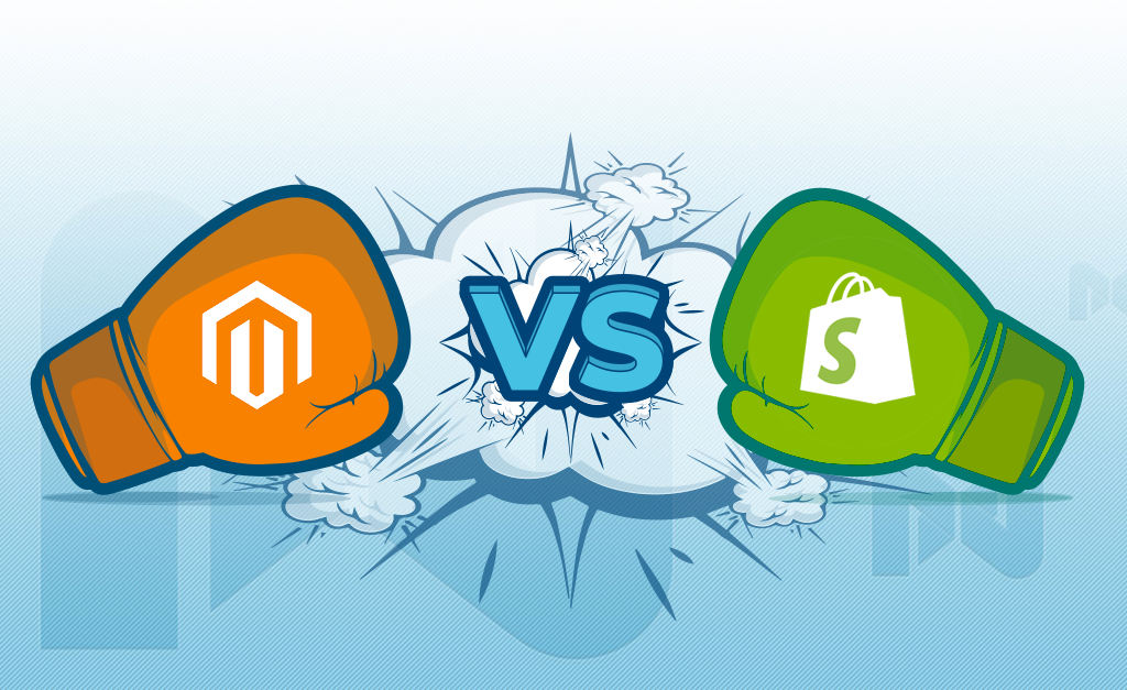 Is Magento 2 Better Than  Shopify – An E-Commerce  Comparison Study